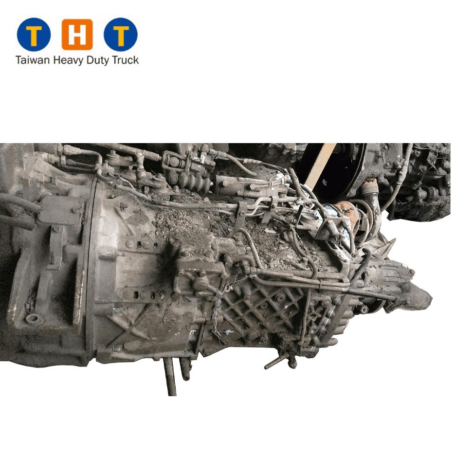 二手引擎 HI700 16s Speeds Transmission For HINO