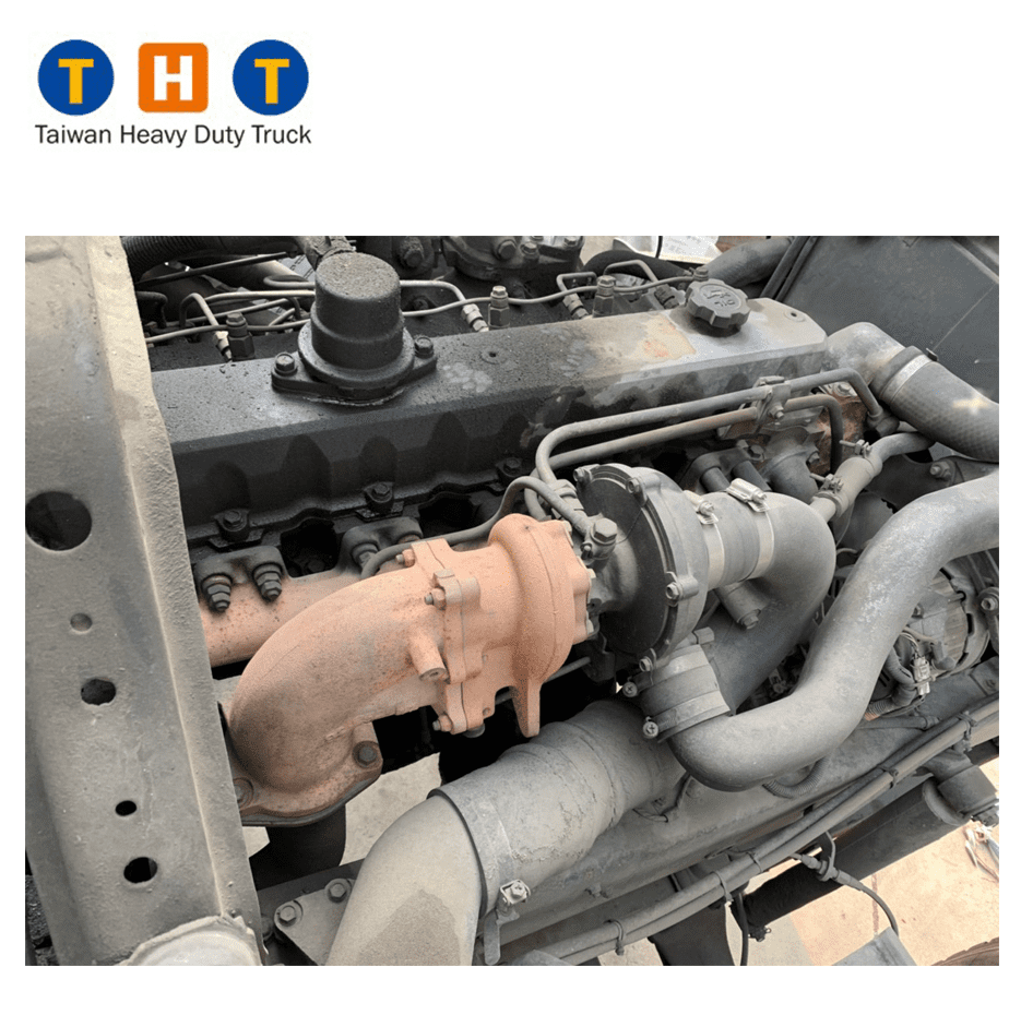 Used Engine HO6C For HINO
