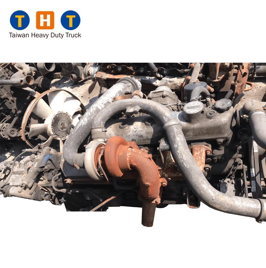二手引擎 Turbo 6D14T For Mitsubishi Fuso