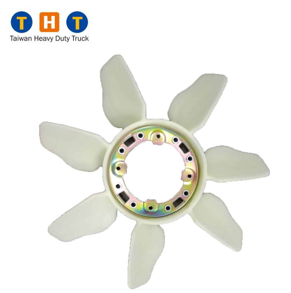 Fan Blade 163610L020 Hilux For Toyota