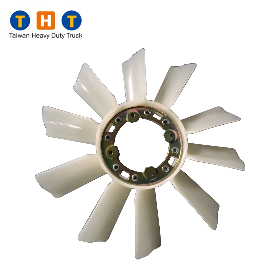 Fan Blade 1636154131 Hilux 5l For TOYOTA
