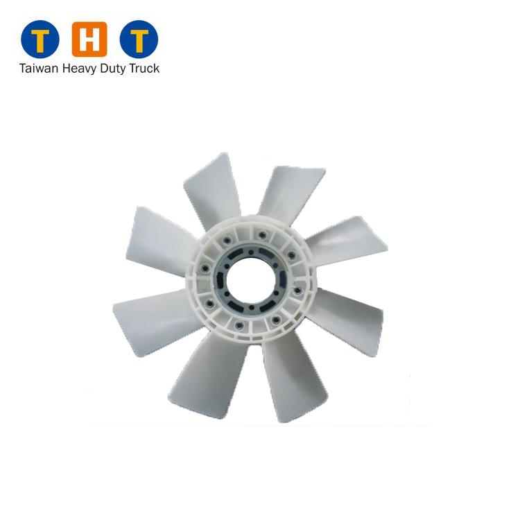 Fan Blade 5-13660-222-0 SK60 For Isuzu