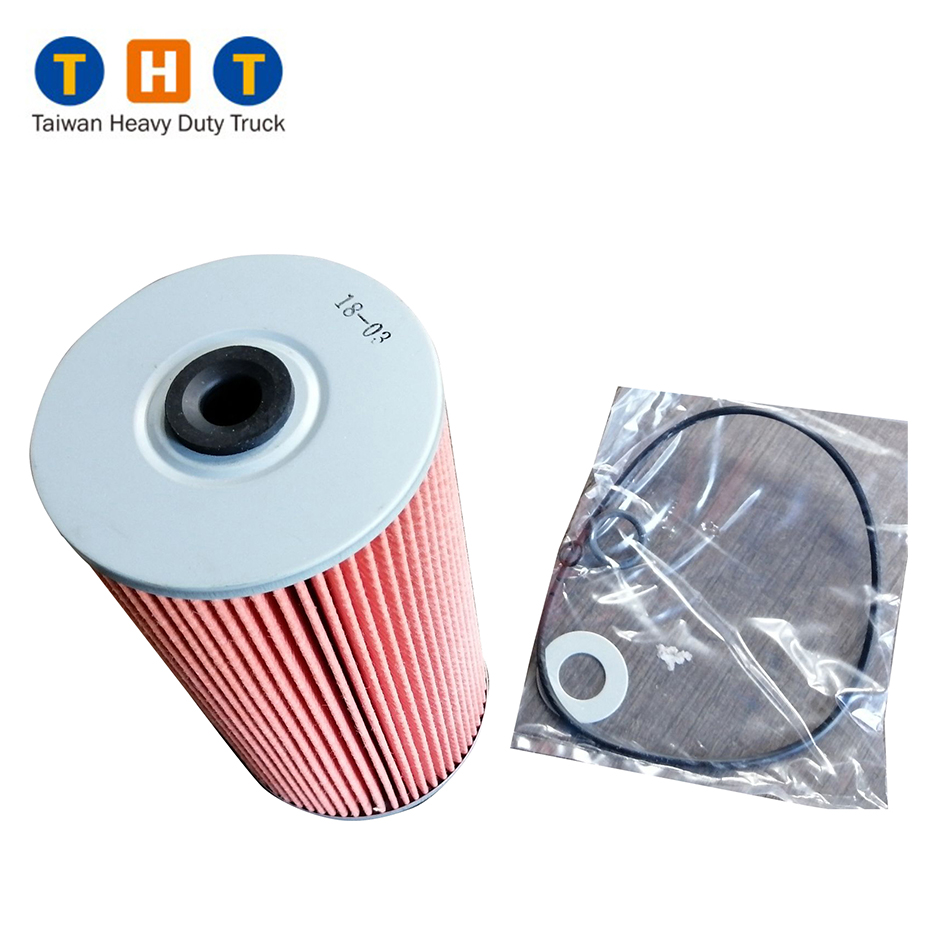 Oil Filter 15607-1101 HI330 For Hino