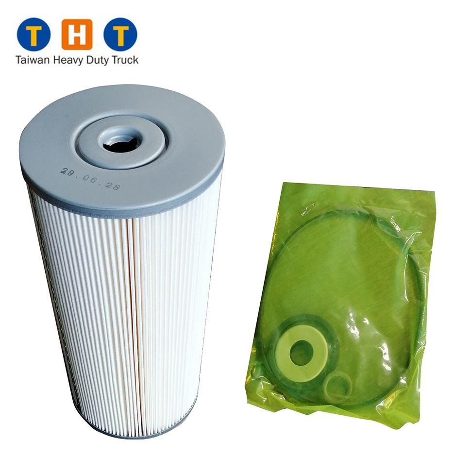 濾油器 15607-1340 K13C For Hino