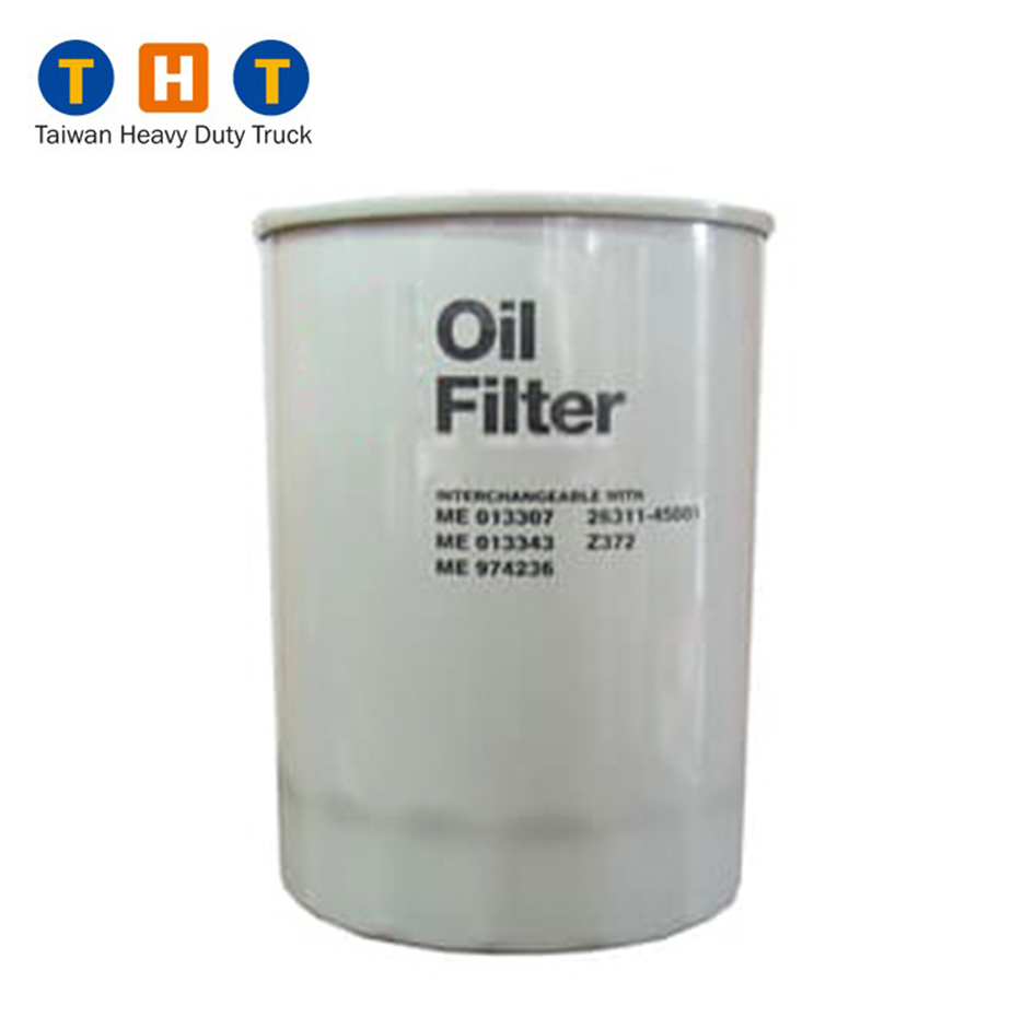 Oil Filter ME013307 4D34 For Mitsubishi Fuso