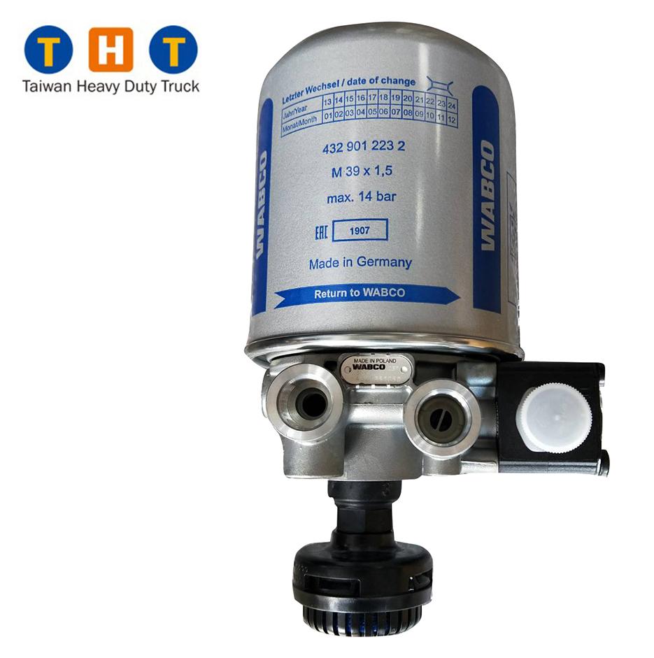 空氣乾燥器 4324251050 FM12 420  For Volvo