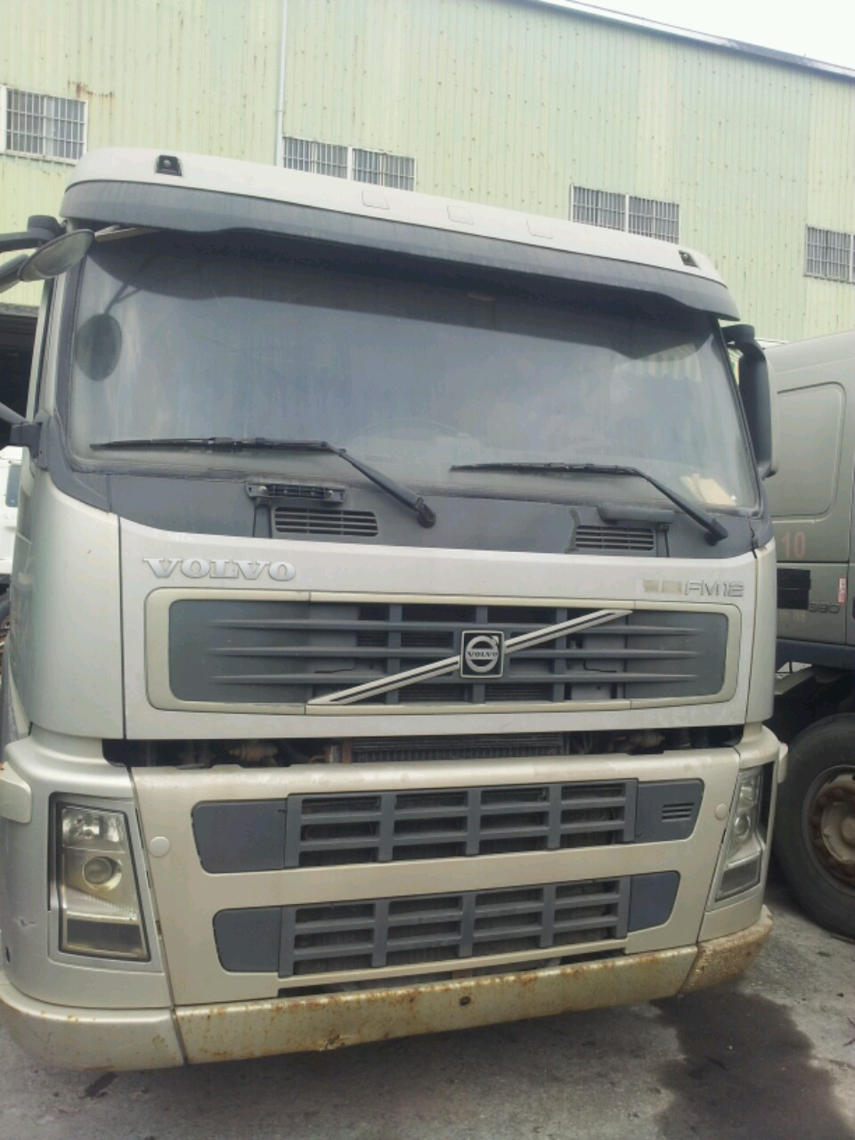 Used Truck/Trailer Volvo 2003y