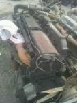 Used truck engine Izusu 6RB1