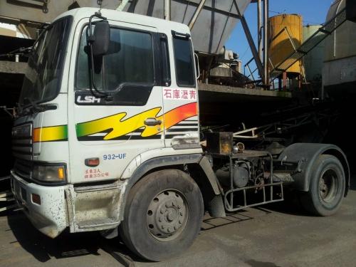 HINO USED TRUCK/TRAILER LSH1KDC 11264 K13C-TL10785