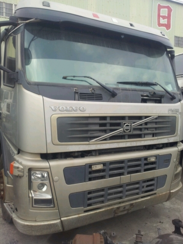 Used Truck Volvo FM12 380