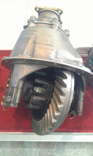 Used truck diff Volvo FE6