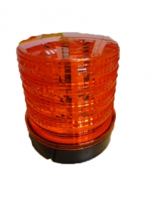 LED WARNING LAMP 12V-24V ALM-130AA Magnet Base