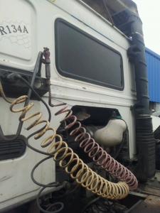 Used Truck/Trailer VOLVO FL10