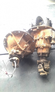 Used truck part Isuzu 340 diff