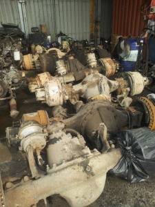 Used Truck Axle various model