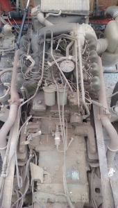 Used Truck transmission Benz 422 TM
